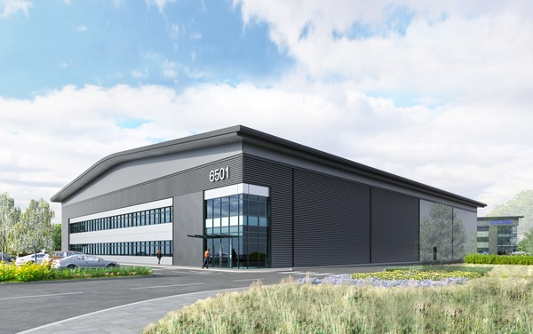 BIRMINGHAM BUSINESS PARK - Plot 6501