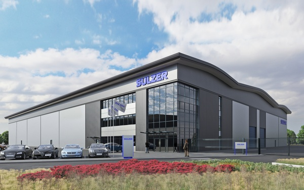 BIRMINGAM BUSINESS PARK - Plot 6502, Sulzer